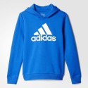 Sudadera Adidas Essentials Logo Young AY8246