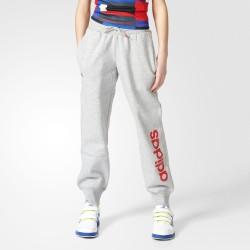 Pantalon Adidas Essentials Linear Closed Hem Young AY8333