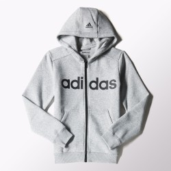 Chaqueta Adidas Brushed Essentials Linear Young S23206