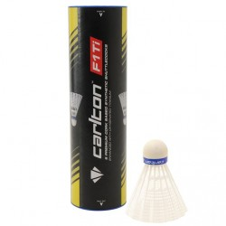 Volante Badminton Carlton F1 Ti Blanco 003763 (1 unidad)