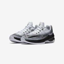 Zapatillas Baloncesto Nike Air Max Infuriate Low GS 869991 100