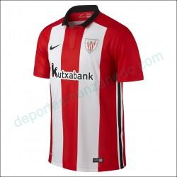 Camiseta Nike Athletic Club Bilbao 15-16 Local Adulto 686314